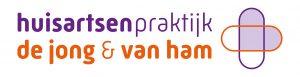 Logo Huisartsenpraktijk de Jong en van Ham